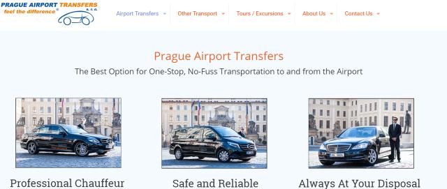 Prague Airport Tranfer